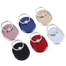 360 Degree Adjustable Finger Ring oval egg shape Phone Stand Holder Phone Hol wn