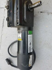 Invacare 24V motor and gearboxe electric mobility wheelchair... UNTESTED ₩