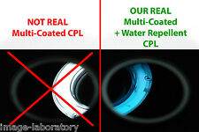 FREE to try REAL MC CPL 58mm with AR coating water repellent Multi Coated sigma