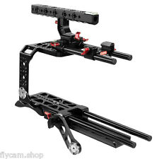 Camtree Hunt Camera Cage for Blackmagic URSA Mini (CH-BMUM-C) with Top handle