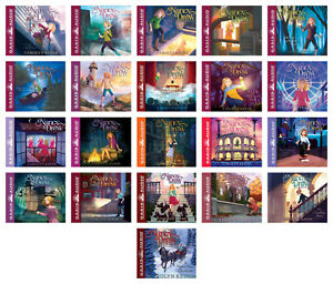 NEW Nancy Drew Diaries Set of 20 CDs + Bonus Audio Book Mysteries Mystery Series