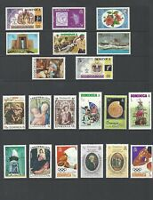 DOMINICA.. LOVELY STAMPS