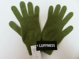 Belgian Army Soft Wool Blend Gloves Winter Utility Knitted Gloves Outdoor Work