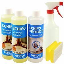 SCHIFO SET-04 Schimmelentferner Schimmelstop  Schimmel-Ex Schimmel-Reiniger Mold