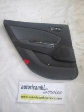 FIAT BRAVO 1.4 BENZ/GPL 6M 66KW (2009) RICAMBIO PANNELLO INTERNO PORTA POSTERIOR