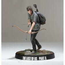 THE LAST OF US II ELLIE CON L'ARCO STATUA ACTION FIGURE 20CM NUOVA DA COLLEZIONE