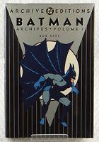 DC ARCHIVE EDITIONS BATMAN ARCHIVES VOLUME 1 BOB KANE FIRST PRINTING *FREEPOST*