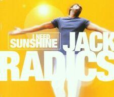 Jack Radics I need sunshine (2001) [Maxi-CD]