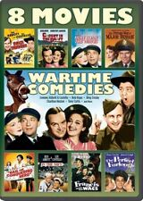 Wartime Comedies: 8 Movie Collection (Dvd)