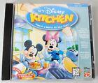 My Disney Kitchen - Vtg Windows/mac Computer Software/game - Disney Interactive