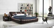 Modern Hotel Design Bed XXL Beds Luxury Style Double Leather 140 160 180x200cm