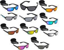 Cressi Ninja Occhiali da sole Avvolgenti Uomo Sportivi Polarizzati Sunglasses