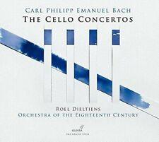 Cello Concertos - C.P.E. / Dieltiens Bach (2019, CD NIEUW)