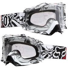 Vestimenta y protección Fox color principal blanco para conductores