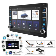 """2Din 8"""" Android 8.1 1080P Touch Quad-core 1+16GB Car Stereo Radio Player GPS Nav"""