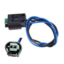 Outside Ambient Air Temperature Sensor Socket Plug&Wire For BMW 1 6 7 Series
