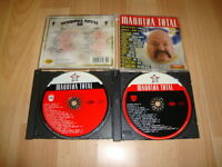 MAQUINA TOTAL 10 MUSIC CD CON DOS DISCOS USADO EN BUEN ESTADO NM1830CDTV
