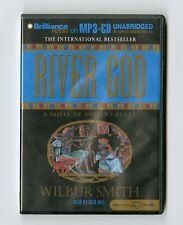 River God: Wilbur Smith - Unabridged Audio Book - MP3CD