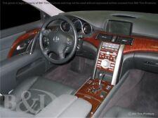 Dash Trim Kit for ACURA RL 05 06 07 08 09 10 11 12 13 carbon fiber wood aluminum