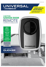 New! Chamberlain KLIK3U-SS Universal Garage Door Remote