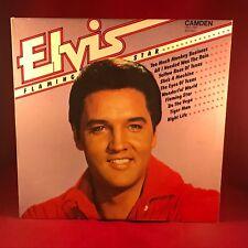 ELVIS PRESLEY Flaming Star 1969 UK Vinyl LP  EXCELLENT CONDITION
