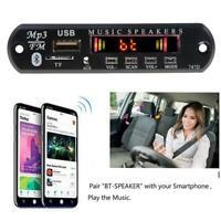 MP3 Player Decoder Board FM Radio TF USB 3.5 mm AUX Module Bluetooth Receiver DQ