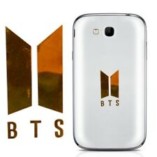Fashion Kpop BTS Bangtan Boys Logo Mobile Phone Metal Sticker Anti-radiation New