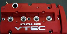 HONDA GENUINE OEM ACCORD EURO-R H22A-SERIES  RED VALVE COVER PRELUD