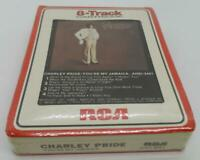 Charley Pride - You're My Jamaica - 8 Track Tape RCA AHS1-3441 Brand New