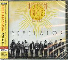 TEDESCHI TRUCKS BAND-REVELATOR-JAPAN CD BONUS TRACK F30