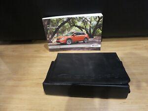 2014 Subaru XV CROSSTREK OWNERS MANUAL BOOK  + CASE ALL MODELS &. TRIMS