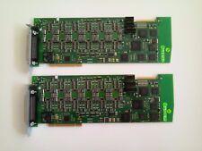 LOT OF 2 NICE SYSTEMS NATI-2 150A0665-54 NATI-II 503R0687 BOARD