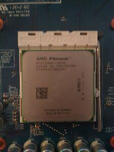 AMD Phenom X3 HD8550WCJ3BGH (Socket AM2, AM2+) - Includes CPU Cooler