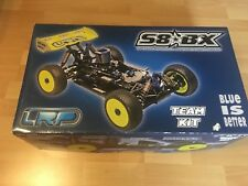 LRP S8 BX Team #131400, High-Performance 1/8 Verbrenner Buggy, Chasis + Body NEU