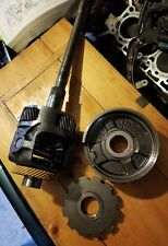 1993-1995 Ford Taurus SHO final drive assembly with output shaft/planetary suppt