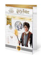 10 Euros Argent Monnaie de Paris Harry Potter 2021 Prisonnier d'Azkaban