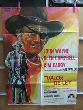 3497         VALOR DE LEY JOHN WAYNE