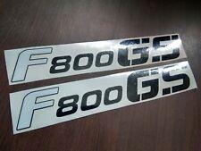 BMW F800GS F 800 GS 2012 decals stickers graphics logo set kit