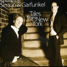SIMON AND GARFUNKEL The Very Best Of Tales From New York (Gold Series) 2CD NEW