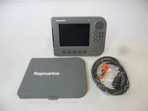 Raymarine A70 Chartplotter/GPS Display W/ Suncover - Good Condition