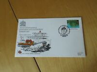RNLI first day stamp cover 123 dedication of ILB ramsgate enterprise