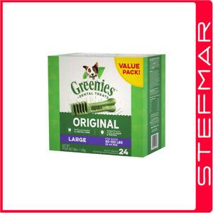 Greenies for Dogs Dental Treat Value Pack Original Large 1kg