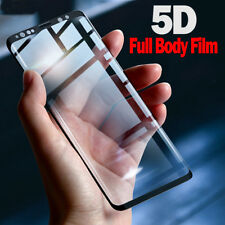 5D Curved [Front+Back] Tempered Glass Protector Full Body Film For iPhone X 7 8+