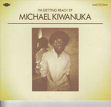 MICHAEL KIWANUKA I'm Getting Ready EP UK CD single UNPLAYED