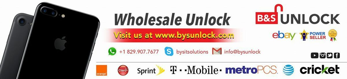 B&S Unlock Service