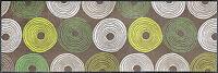 wash+dry Bodenmatte Teppich waschbar  Fußmatte Läufer 60 x 180 cm Cyclone Taupe