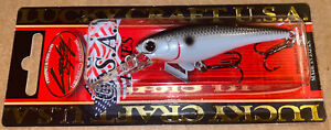 Lucky Craft Bevy Shad75 SP Suspending OR Tennessee Shad