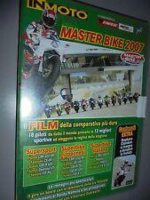 MOTOSPRINT DVD MASTER BIKE 2007 IN PISTA CON LE 13 PIU´ VELOCI MOTO SPRINT