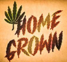 70's Home Grown WEED Pot vape Pablo Escobar joint marijuana vTg t-shirt iron-on