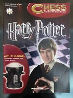 2007 HARRY POTTER DeAostini Step By Step Chess Course - ISSUE 28 - Manual Only